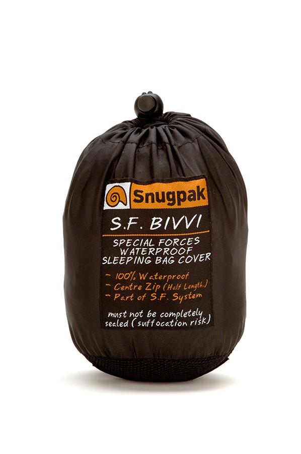 Snugpak Special Forces Bivvi Bag  Waterproof Breathable Coyote