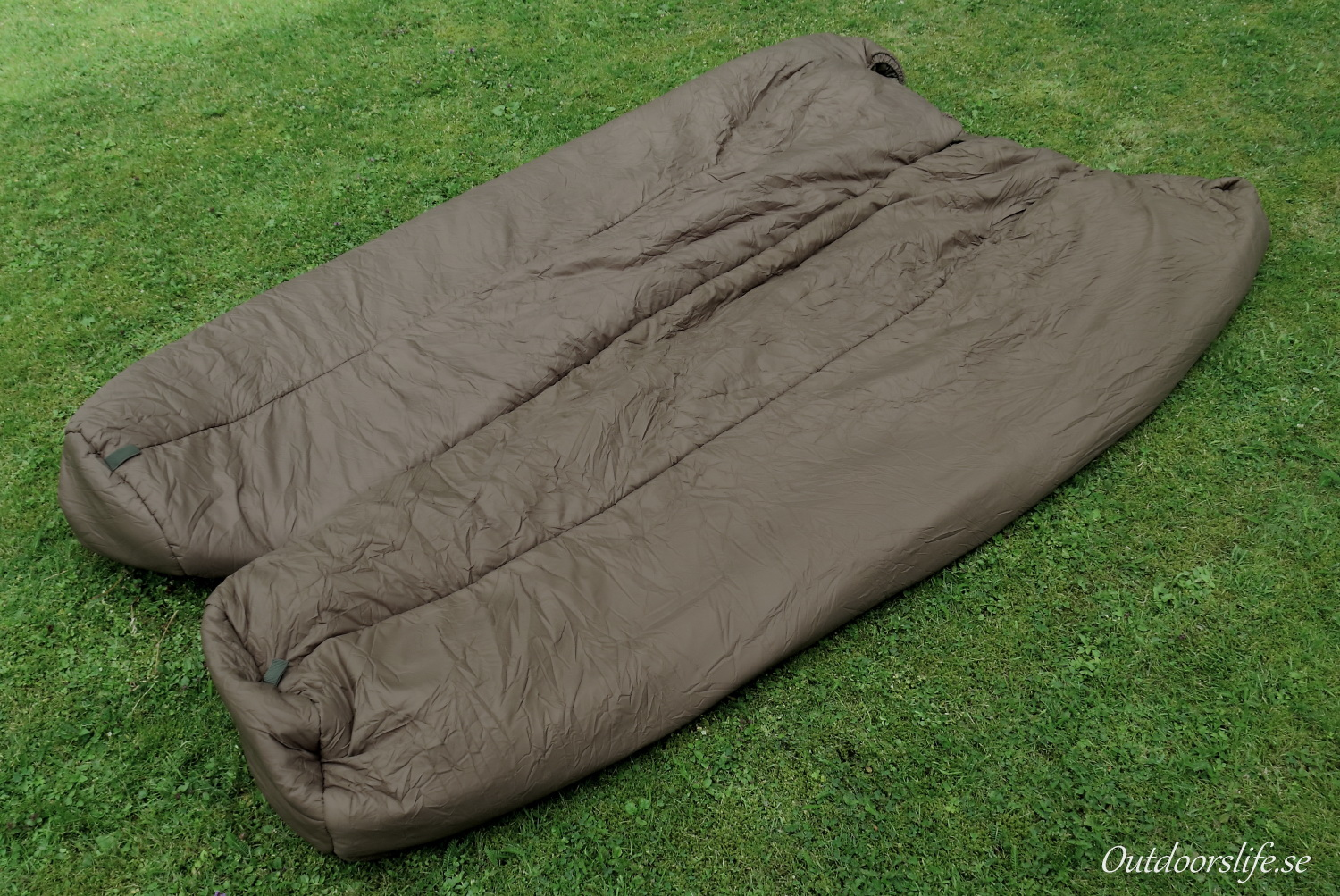 SnugPak Tactical 4, Comfort: 12°c Extreme: 17°c | Outdoors