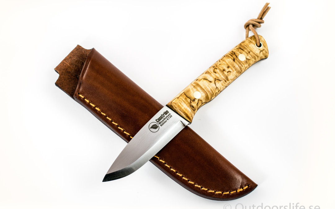 Bushcraftkniv – Woodsman