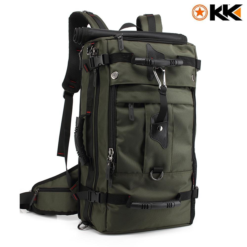 Kaka Hiking Backpack 40L – Army Green | Outdoors Life